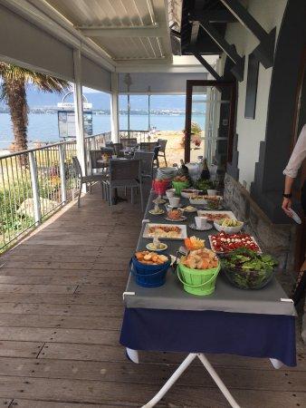 Restaurant Port Chens Sur Leman