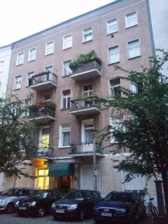Novalis Hotel: Вид отеля