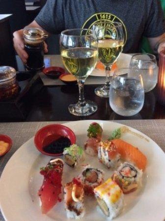 Bronderslev, Danemark : Sushi