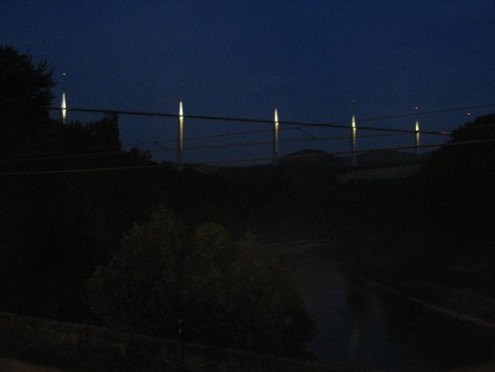Compregnac, Frankrijk: Viaduc de Millau