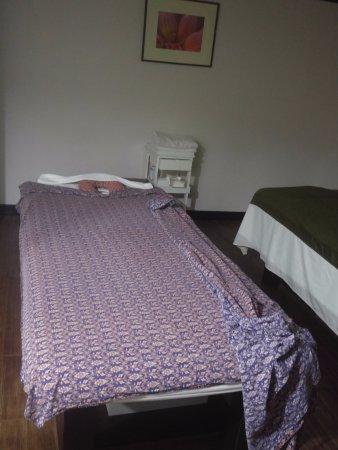 Orientala spa : 精油按摩小房間