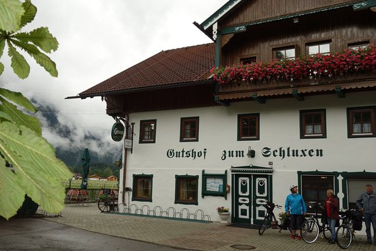 Gutshof zum Schluxen Photo