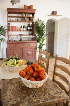 Le sansot : Les tomates Marmandes