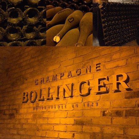 Ay, Francja: Cellars