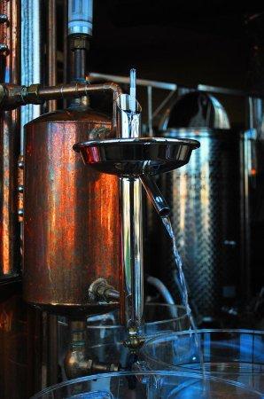 Eagle, ID: Distillation