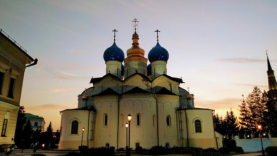 Annunciation Cathedral: Благовещенский собор Казанского кремля