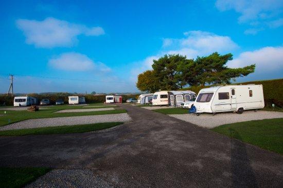 Winsford, UK: Touring Park