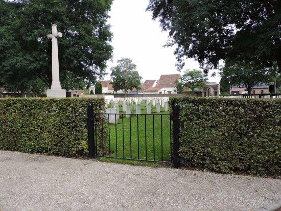 St Patrick's Cemetery
