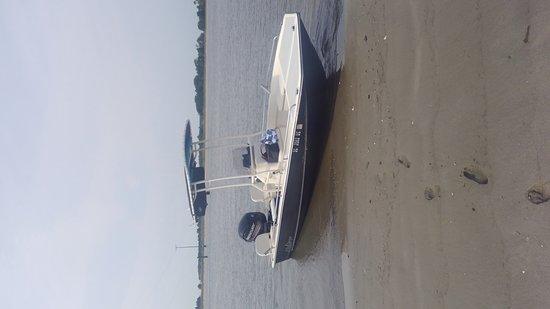 Mount Pleasant, Carolina del Sur: Charleston Boat Adventures