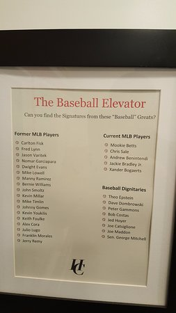 Hotel Commonwealth: Elevator