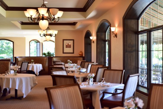 Enjoy panoramic views of Elkhart Lake as you dine for lunch or dinner.