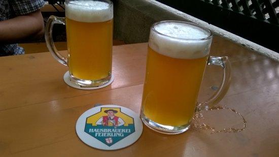 Hausbrauerei Feierling: Feierling bier