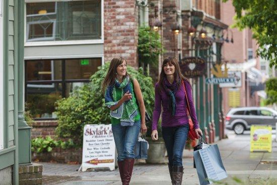 Bellingham, WA: Shopping in Fairhaven
