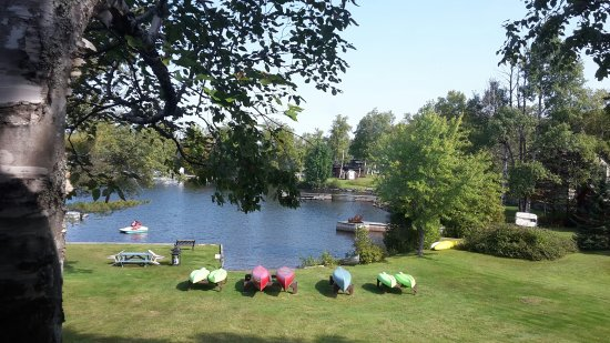 Greenville, Мэн: Lodge at Moosehead Lake