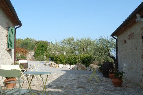 Serre di Rapolano, Italia: Borghetto il Montino