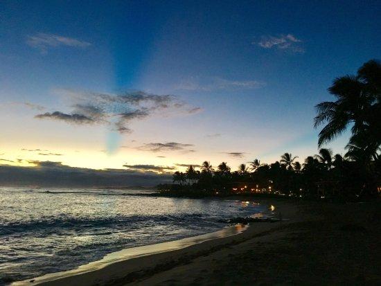 Nihi Kai Villas: On the beach