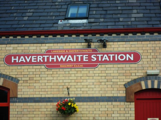Bowness-on-Windermere, UK: The station