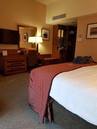 Big room spotless - Picture of Westport Plaza Hotel, Westport ...