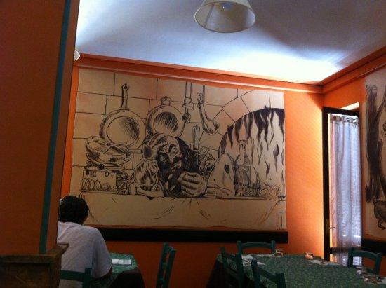 Acquasparta, Италия: Particolare