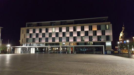Saks urban design hotel kaiserslautern updated 2018 for Design hotel pfalz