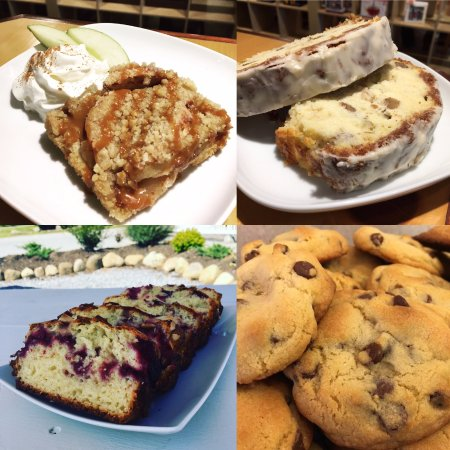 Ballston Spa, NY: All fresh baked pastries are made from scratch!