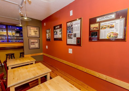 """Ballston Spa, NY: Our """"Wall of Fame"""" local News Features!"""