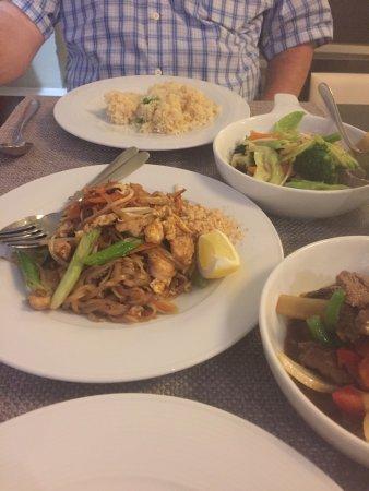 The King And Thai Restaurant Dorchester