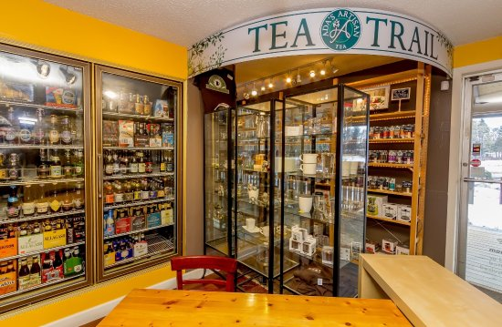 Ballston Spa, Нью-Йорк: Our Own Ada's Artisan Tea Trail