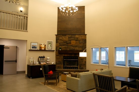 Stafford Inn: Lobby
