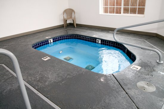 Stafford Inn: Hot Tub
