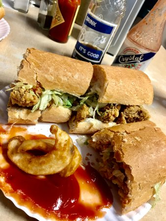 Photo of American Restaurant Domilise's Po-Boys at 5240 Annunciation St, New Orleans, LA 70115, United States