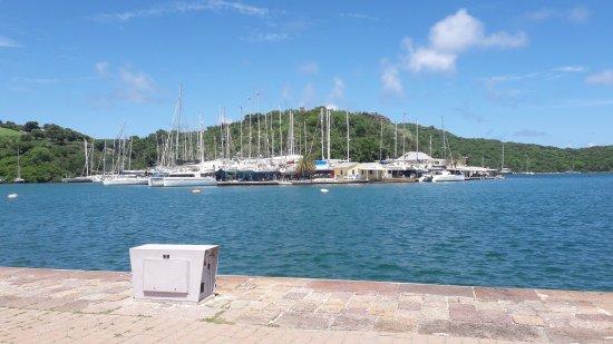 English Harbour, Αντίγκουα: 20170716_133743_large.jpg