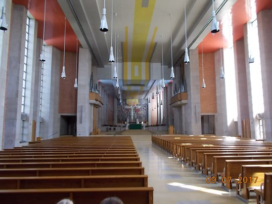 Atchison, KS: Inside Abbey