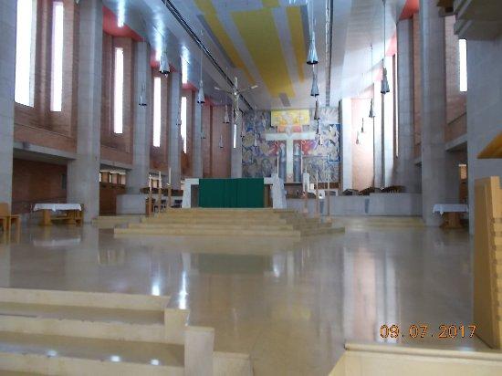 St. Benedict Abbey: Puplit