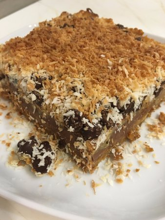 Ballston Spa, État de New York : Amazing Magic Cookie Bars