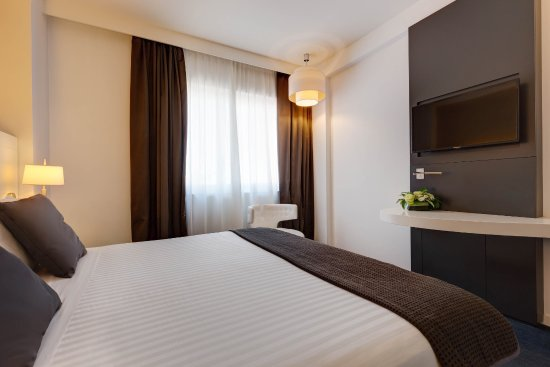 IH Hotels Roma Z3: Standard Double Room - Camera Matrimoniale Standard
