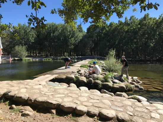 Foto de las presillas piscinas naturales de rascafria for Piscinas naturales de rascafria