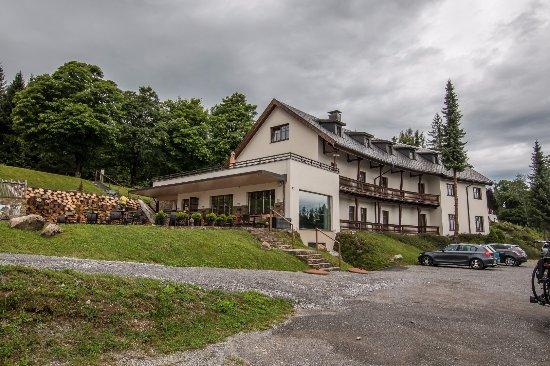 Schwarzenberg, Austria: Bodele Alpenhotel