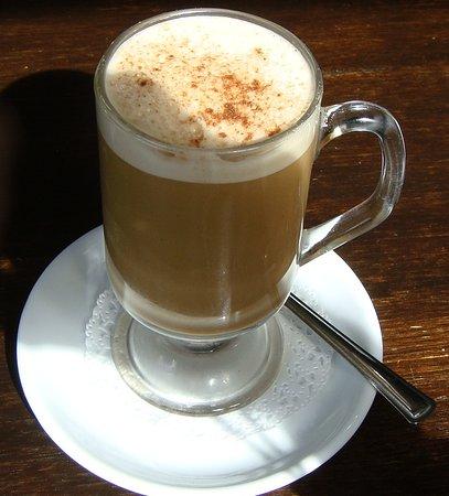 Danbury, UK: Cappuccino