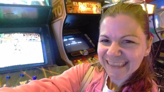 Red Bank, NJ: Me at Yestercades