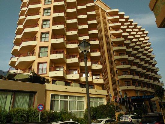 Hotel Angela Fuengirola Reviews
