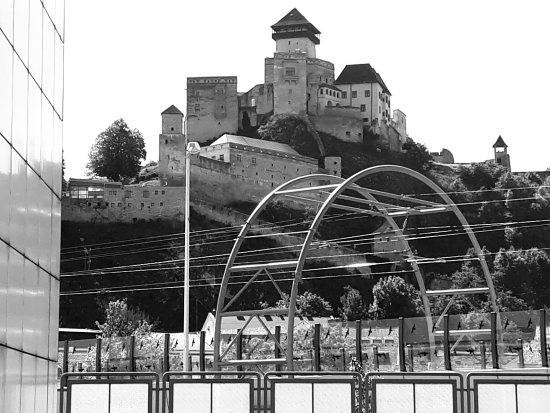 Trencin, Slovakia: Trenciansky hrad