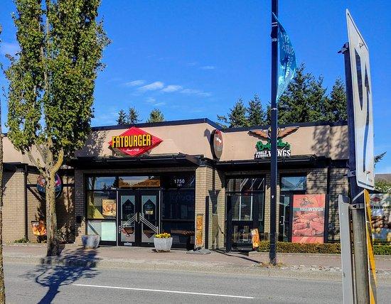 White Rock, كندا: Fatburger