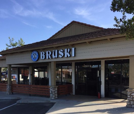 Poway, CA: Bruski and Burgers