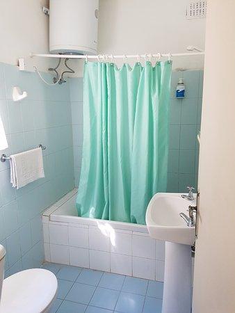 Cardor Holiday Complex: a fürdő milyensége hagy némi kívánnivalót maga után...