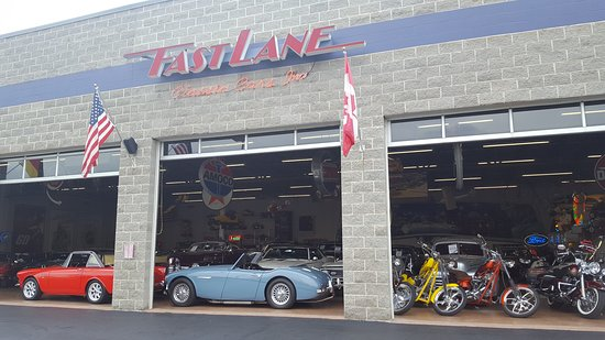 Fast Lane Classic Cars Saint Charles 2020 All You Need To Know Before You Go With Photos Tripadvisor