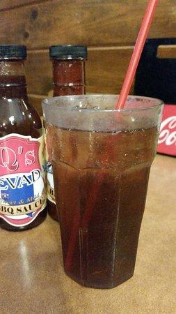 Carson City, NV: Sweet Tea - OMTasty!