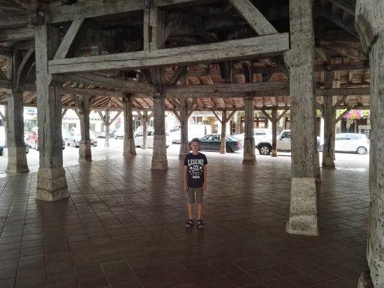 Villereal, Frankrike: Marktplaats