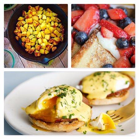Weston, MO: Breakfast