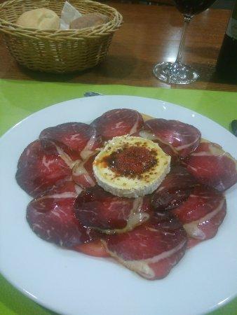 Siero, España: Muy buena comida.!!!